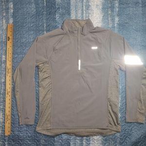 Mens Tops Hind Reflective Running Jacket